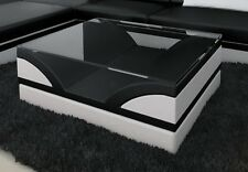 DESIGNER COFFEE TABLE MONZA SIDE TABLE COFFEE TABLE COLOURS