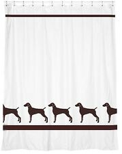German Shorthaired Pointer Shower Curtain *Your Choice of Colors* Our Original