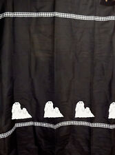 Maltese Dog Shower Curtain - Your Choice of Colors - for you
