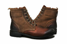 Timberland Mens ZIP Boots EK CITY Premium 6 inch 5320R Red brown LEATHER