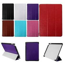 FUNDA FLIP TRI-FOLD PU CUERO SMART CARCASA  CASE COVER PARA iPad Air 2 iPad 6