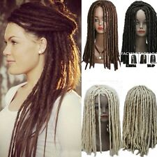New Dreadlock Style Full Wigs Long Curls Rolls Hair TV Drama Cosplay Costume Wig
