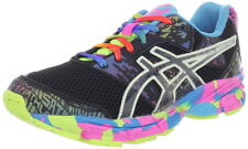 Kids Asics Gel-Noosa Tri 8 GS Running Shoes - Black/Onyx/Confetti - NIB!