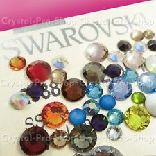 ss7 Genuine Swarovski ( NO Hotfix ) Crystal FLATBACK Rhinestones 7ss 2.2mm set3