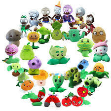 PLANTS vs. ZOMBIES Game Fans Soft Plush Toy Kids Teddy Cartoon Doll Wholesale