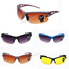 Outdoor Sport Men's Cool Polarized Sunglasses Wind Proof Eyewear Driving Glasses