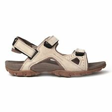 Karrimor Mens Antibes Leather Walking Sandals Sport Hiking Summer Shoes
