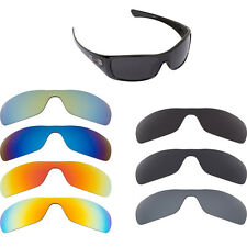 New Oakley BATWOLF Polycarbonate Replacement Lenses by SEEK OPTICS - 7 Colors