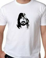 DAVE GROHL FOO FIGHTERS  2012 NIRVANA  Punk Rock T-Shirt NEW