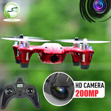 Husban X4 RC Quad Copter 4Ch Helicopters Gyro Drone Remote Controlled With Cam