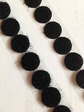 13mm Self adhesive Fastener coins,discs,dots,hook or loop