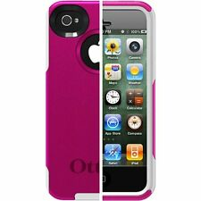 NEW OtterBox Commuter Series Case for iPhone 4S, iPhone 4 w/ Screen Protector