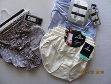 NWT Jockey Underwear 3 Pair  6 7 8 French Cut Hipsters Briefs ELANCE Classics