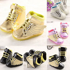 2015 New Hero Toddler Baby boys gilrs shoes Sports newborn kids size 0-18month F