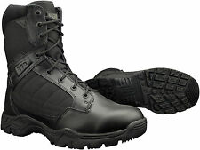 """Magnum Mens RESPONSE II 8"""" Black Police Army Combat Boots 5288"""