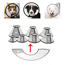 New 2015 Pet Dog Medical Collar Elizabethan Wound Healing Cone Protection bites