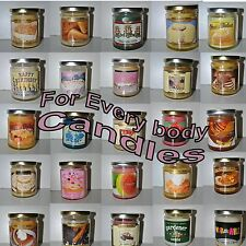 For Every Body Candles 7 to 9 Ounce Oz Your Choice Cookies Lemon Birhday ++