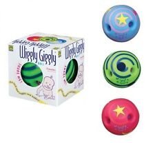 (1) LARGE Wiggly Giggly Ball Baby Sensory Fidget Toy Autism Occupational Therapy