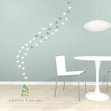 22 Large Butterflies Wall Art Stickers, Butterfly Wall Decals,Wall Graphics