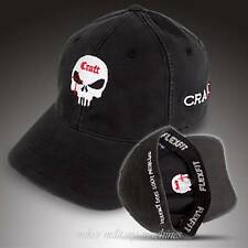 Original Chris Kyle Craft Navy Seal American Sniper Punisher Black Ball Cap Hat