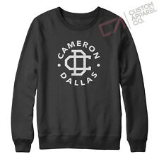 CAMERON DALLAS MUJER CHICA JERSEY NASH GRIER YOUTUBE VID SUÉTER NEW S - EXTRA