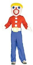 BRAND NEW Saturday Night Live DELUXE ADULT MR. BILL COSTUME Sizes M, L
