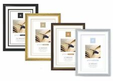 6 X A4 CERTIFICATE PHOTO PICTURE WALL DESK FRAMES WHOLESALE