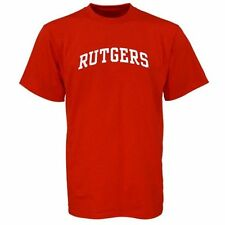 Rutgers Scarlet Knights Arch T-Shirt - Scarlet - College