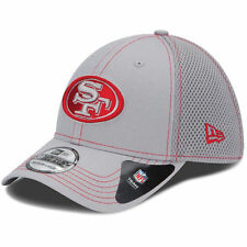 New Era San Francisco 49ers NFL Neo 39THIRTY Flex Hat - Ash