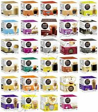 Nescafe Dolce Gusto - Box of 16 Coffee pods / capsules - 28 Flavors