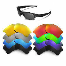 WL Polarized Replacement Lenses For Oakley Flak Jacket XLJ Sunglasses