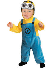 Despicable Me Minion Baby Onesie The Movie Cute New Halloween Baby Infant