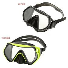 Scuba Diving Mask Anti-Fog Goggles Swimming Diving Snorkeling Equipment Glass