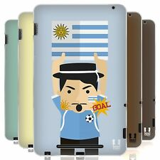 HEAD CASE FOOTBALL ENTHUSIAST SILICONE GEL CASE FOR ASUS GOOGLE NEXUS 7