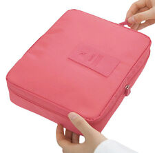 Women Travel Beauty Make Up Bag Cosmetic Pouch Toilet Bag Storage Box Waterproof