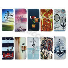 For Samsung Hot Faux Leather Top Selling Card Wallet Stand Protector Case Cover
