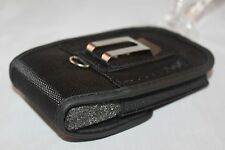 large Rugged Canvas Case Pouch Belt Clip fit with otter box defender case on