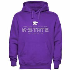 Kansas State Wildcats Cyber Sport Pull Over Hoodie - Purple - College