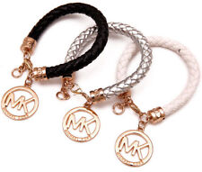 Hot Sell 2015 New Fashion Korean Style Letter Exquisite Luxury Charm Bracelets