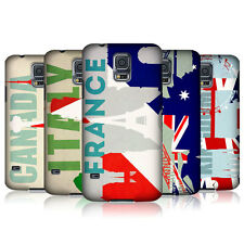 HEAD CASE BANDIERE E MONUMENTI CASE PER SAMSUNG GALAXY S5