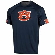 Auburn Tigers Under Armour Ultimate Performance T-Shirt - Navy Blue - College