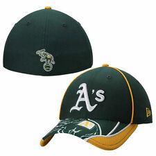 Oakland Athletics New Era MLB Team Illusion 39THIRTY Flex Hat - MLB