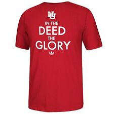 Nebraska Cornhuskers adidas Originals T-Shirt Distinct - Scarlet - NCAA