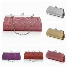 Women Evening Clutch Handbag Wedding Bridal Prom Party Purse Cosmetic Bag Wallet