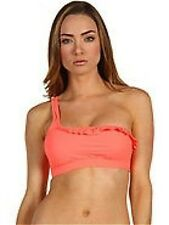 adidas by Stella McCartney Swim Cover Up Top Size 16 Coral RRP £30 BNWT