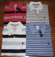 NEW NWT Brooks Brothers Mens Long Sleeve Polo Shirt Choice of Colors & Sizes