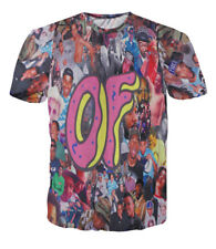 OFWGKTA Odd Future All Over Print T-shirt # A011