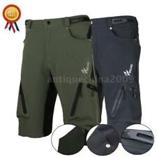 Men's Cycling Mountain MTB Bike Bicycle Cycling Baggy Shorts Pants