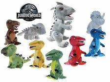 "NEW OFFICIAL 12"" JURASSIC WORLD JURASSIC PARK DINOSAUR PLUSH SOFT TOYS"