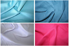 SALE 55% linen 45% viscose fabric~ choice of colours & lengths ~ clothing crafts